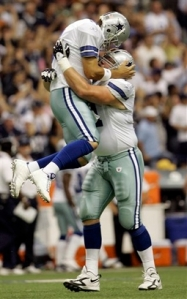 Cowboys Romo/Procter Body Jump