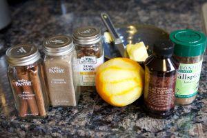 Sweet Cincy Cider Ingredients